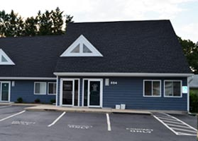 Edgewater office of South River Pediatrics